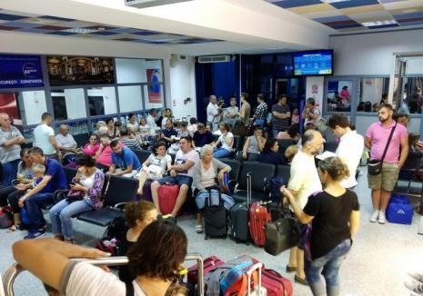 Aeronava Ryanair care zbura de la Milano la Oradea a aterizat la Timişoara