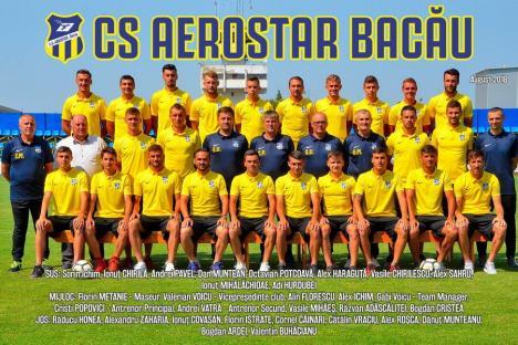 Goana după puncte: Luceafărul joacă duminică la Bacău, cu Aerostar