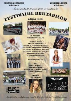 Festivalul Brutarilor se ține în weekend, la Mădăras. Vezi cine vine să cânte și programul manifestărilor!
