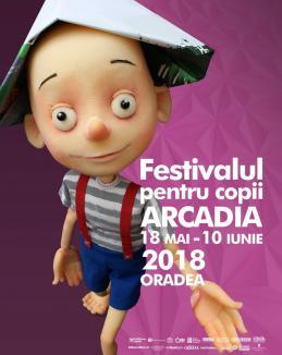O lună cu poveşti şi păpuşi: Programul ediţiei a V-a a Festivalului de Teatru pentru Copii Arcadia