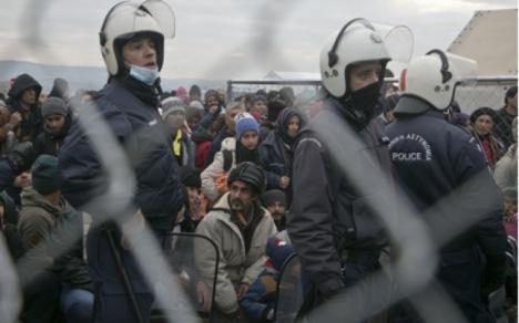 'Agenţia': CE vrea înfiinţarea unei agenţii de pază la frontierele Europei