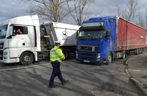 Atenţie! Vor fi noi blocaje la frontieră din cauza restricţiilor de circulaţie din Ungaria