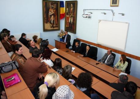 Universitatea Agora a introdus specializarea Poliţie comunitară