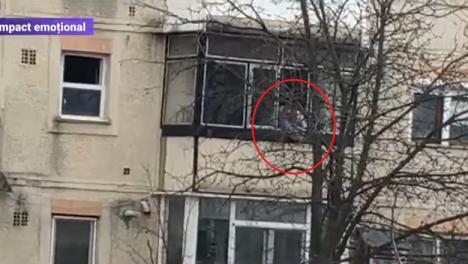 Scene de film mafiot în Onești: Doi muncitori luați ostatici și uciși, de fostul proprietar al unui apartament care nu s-a împăcat cu gândul (VIDEO)