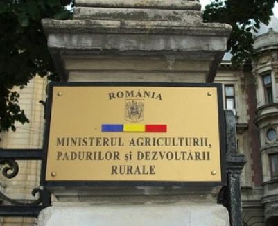 Culmea absurdului: un mort, numit director la Ministerul Agriculturii