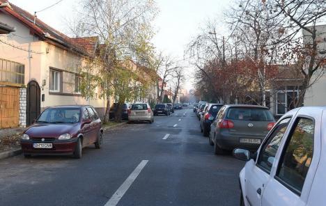 Se închide circulaţia rutieră pe strada Albacului din Oradea