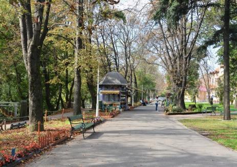 Peste 800 de orădeni cer ca aleea principală din Parcul Libertăţii să poarte numele biologului Anna Marossy