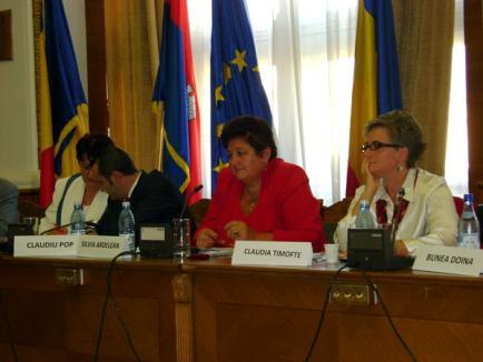 Silvia Ardelean, realeasă la conducerea femeilor pesediste din Oradea