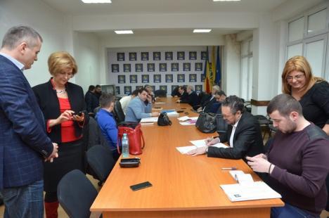 Tandem-surpriză: Primarul Ilie Bolojan va candida pentru al treilea mandat, la judeţ viceprimarul Mircea Mălan ia locul lui Cornel Popa (FOTO)