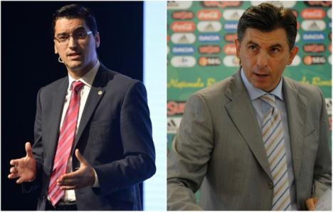 Alegeri la FRF: Răzvan Burleanu a câştigat din primul tur un nou mandat la conducerea Federaţiei Române de Fotbal