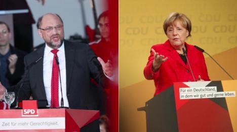 Alegeri parlamentare în Germania: Merkel, favorita pentru cel de-al patrulea mandat de cancelar