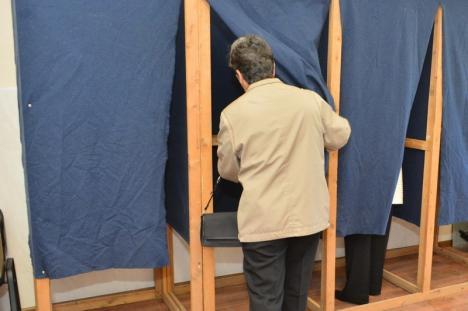 """""""Pulsul alegerilor"""" la Diosig: Maghiarii au votat """"ce a trebuit"""", adică UDMR (FOTO)"""