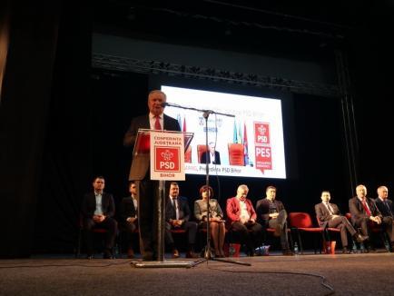 Bihorel: Zece observații despre alegerile PSD Bihor
