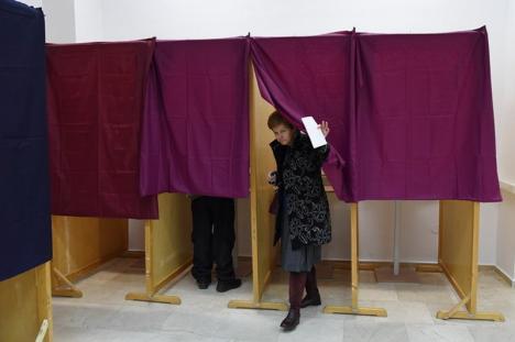Universitarii orădeni și-au ales viitorii senatori. Rectorul Bungău a câștigat un mandat în forul legislativ (FOTO)