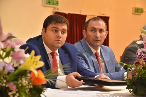 Un profesor de religie din Oradea, noul preşedinte al Sindicatului Liber din Învăţământ Bihor (FOTO)