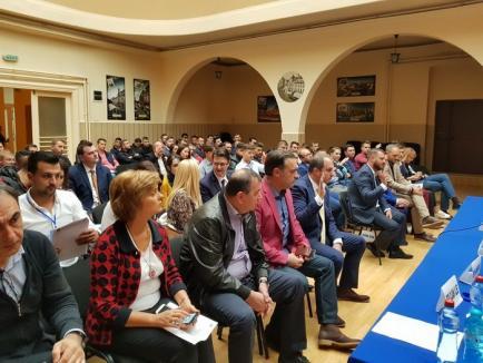 Noul şef al tinerilor liberali din Bihor este Bogdan Pater, consilierul lui Cornel Popa (FOTO)