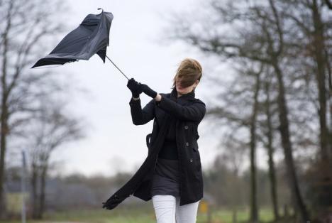 O nouă avertizare meteo pentru judeţul Bihor: vântul va atinge până la 120 de kilometri pe oră!