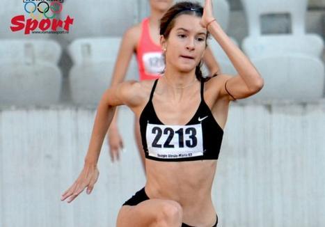 Sportiva orădeană Alesia Rengle s-a calificat la Campionatele Mondiale de Atletism