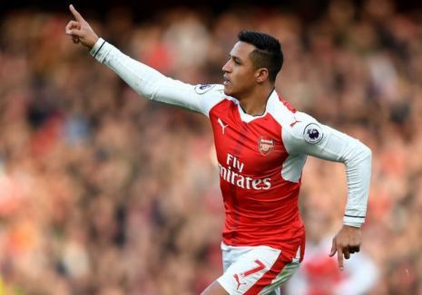 Va părăsi Alexis Sanchez echipa Arsenal în această iarnă?