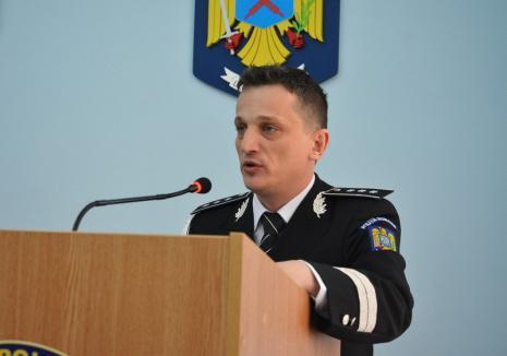 Bârfe cu caschetă: Concursul pentru șefia Poliției Bihor agită spiritele