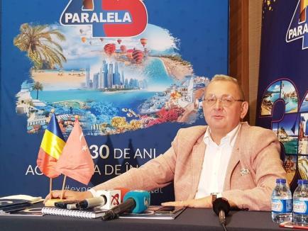 Paralela 45 și-a lansat oferta de Antalya cu zboruri din Oradea și pregătește încă o destinaţie aşteptată: Grecia!