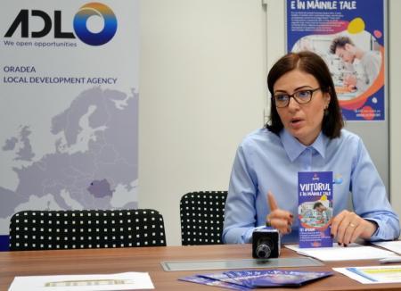 Alege o meserie! Agenția de Dezvoltare Locală Oradea promovează învăţământul dual în şcolile din judeţ (FOTO)