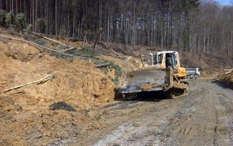 Mihaiu anunţă lucrări de urgenţă la consolidarea DN 76 în zona Vârfuri, pe banii Guvernului