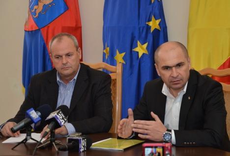 Să fie cvorum! Primarul Ilie Bolojan amână pe 10 mai 2015 referendumul pentru alipirea comunei Sânmartin la Oradea