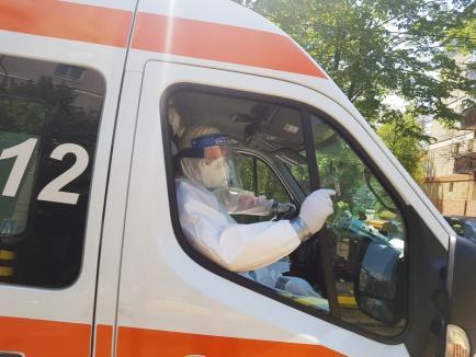 Dosar penal pentru o femeie din Oradea, pentru că a expus medicii de la Ambulanță la infectarea cu coronavirus!