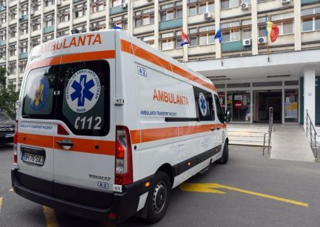 Două noi cazuri Covid în Bihor, descoperite la persoane internate în Spitalul Municipal din Oradea