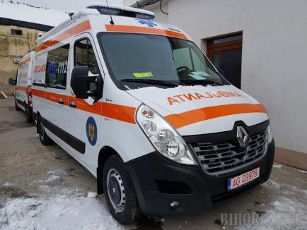 Reclamație la Ministerul Sănătății: Probleme la maşinile cumpărate pentru Serviciul de Ambulanţă nemulţumesc personalul medico-sanitar