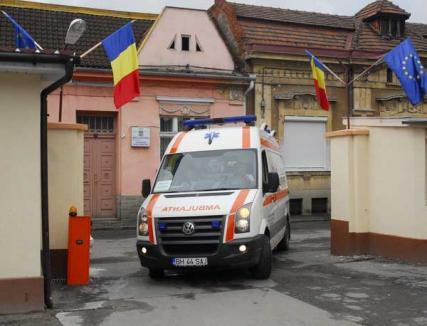 Viitorul sediu al Serviciului de Ambulanţă Bihor, micşorat cu 10%