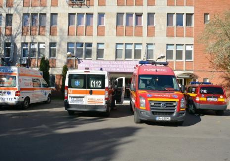 Sărbători încărcate la Urgențe: peste 3.000 de bihoreni au ajuns la spital