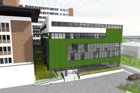 Primarul Bolojan: 'Am semnat contractul de finanţare pentru construirea unei noi clădiri la Spitalul Judeţean' (FOTO)