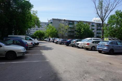 Primăria Oradea: Încă 241 de locuri de parcare au fost date în folosinţă în zona Bulevardului Dacia (FOTO)