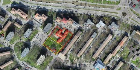 150 de locuri. Două creşe noi vor fi construite pentru copiii din cartierele Rogerius şi Nufărul