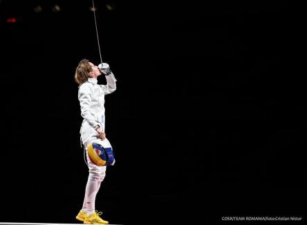 Ana Maria Popescu, argint la Jocurile Olimpice de la Tokyo