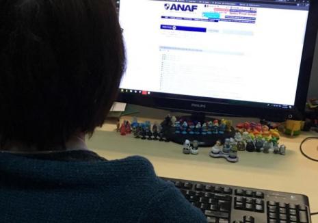 Pandemia grăbeşte digitalizarea. Persoanele fizice se pot înregistra în Spaţiul Privat Virtual de la ANAF prin sesiune video