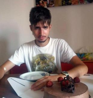 L-aţi văzut? Un tânăr de 23 de ani din Oradea a dispărut de acasă