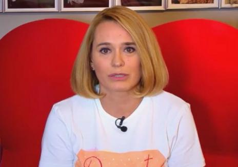 """Andreea Esca recunoaște că a avut Covid. """"Am greșit, nu lăsați garda jos!"""" (VIDEO)"""