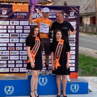 Turul Ciclist al Bihorului, rezultatele de sâmbătă: Daniel Munoz Giraldo este noul lider al clasamentului general