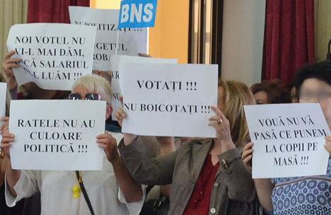 Lefurile angajaţilor Consiliului Judeţean Bihor şi instituţiilor subordonate nu vor creşte anul acesta