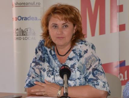 Totul pentru Angela: Cum încearcă Angela Lupşea să îşi rezolve funcţia de şefă la Muzeul Cetăţii