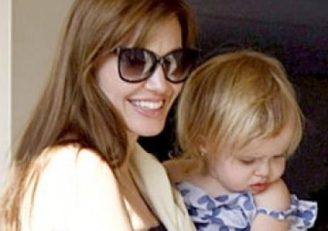 Angelina Jolie se mută în Budapesta