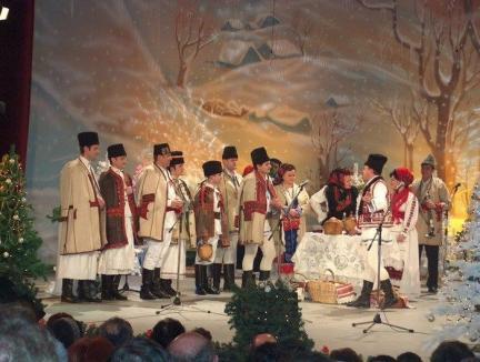 Crăciun cu corindele copilăriei, la Teatrul Regina Maria