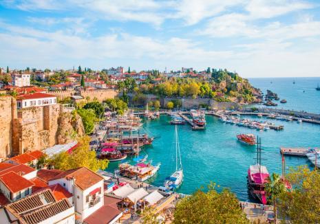 Lista ţărilor cu risc epidemiologic ridicat: Turcia, inclusă în 'zona galbenă'