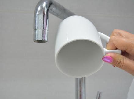 Compania de Apă Oradea anunţă că opreşte staţiile de hidrofor pentru revizii
