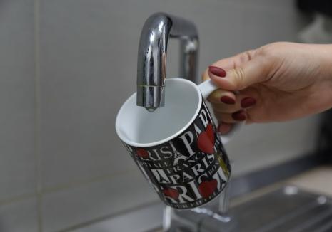 Compania de Apă Oradea: Locuitorii de pe malul stâng al Crișului rămân două nopți fără apă
