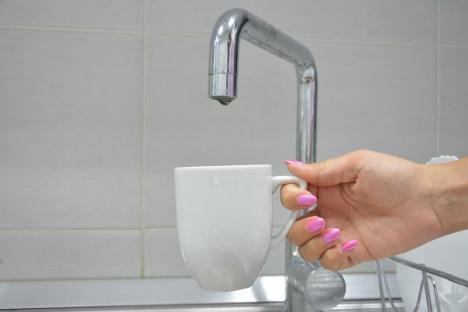 Compania de Apă Oradea: O parte din consumatorii de pe Calea Aradului rămân, miercuri, fără apă