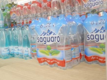 Apă minerală falsă, comercializată în magazinele Lidl